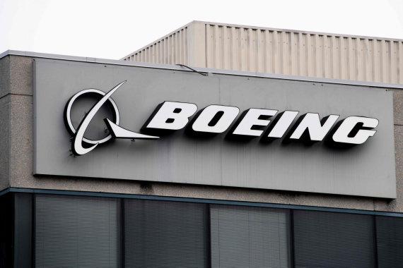 "AFP/""Scanpix"" nuotr./Asociatyvi nuotrauka: ""Boeing"""