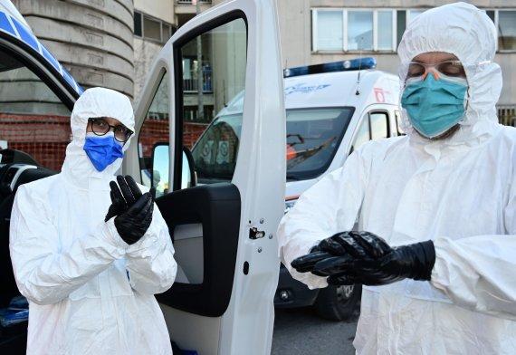 "AFP/""Scanpix"" nuotr./Koronavirusas"