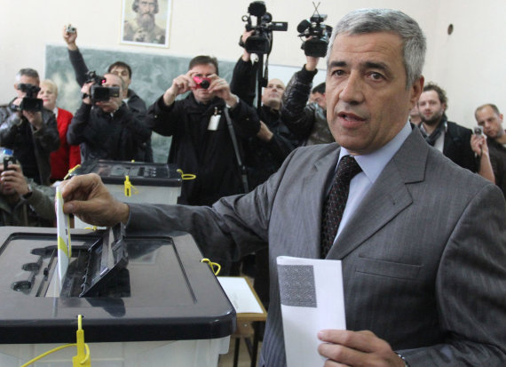 "AFP/""Scanpix"" nuotr./Oliveris Ivanovičius"