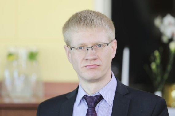 Irmanto Gelūno / 15min nuotr./Kaišiadorių meras konservatorius Vytenis Tomkus