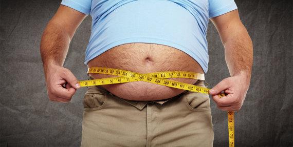 Fotolia nuotr./Nutukęs vyras.