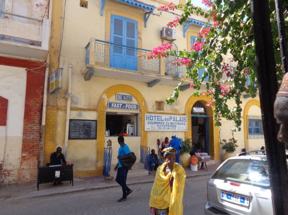 G.Lebednykaitės nuotr./Sent Luisas Senegale