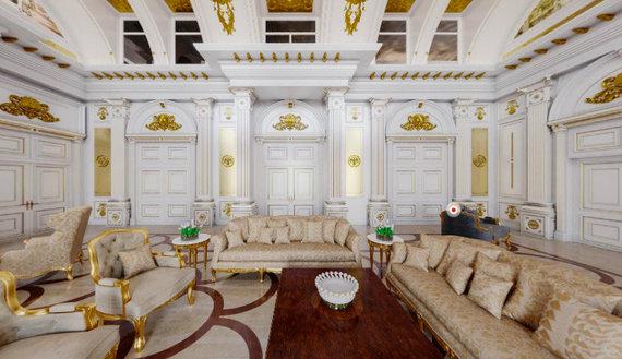 """palace.navalny.com/Skaitykla """"Putino rūmuose"""""""