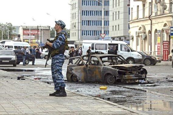 """""""Reuters""""/""""Scanpix"""" nuotr./ Čečėnija"""