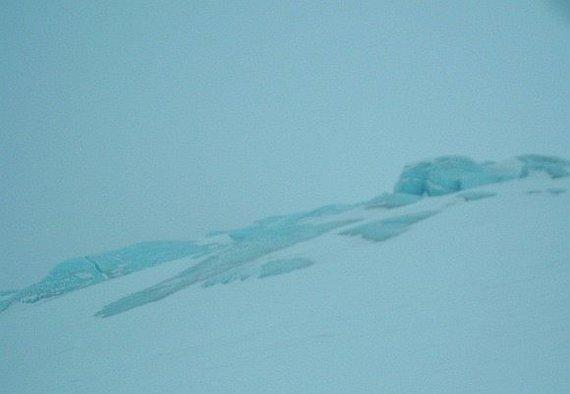 Žilvino Pekarsko/15min.lt nuotr./Slidinėjimas Zillertalyje, ant Hintertuxer Gletscher  ledyno