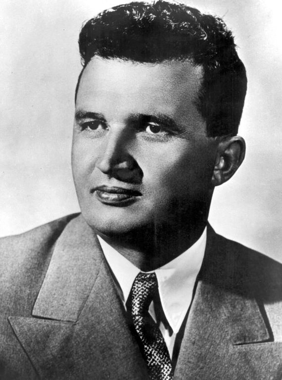 """Scanpix"" nuotr./Nicolae Ceausescu"