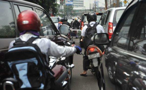 """AFP/""""Scanpix"""" nuotr./Džakarta (Indonezija)"""