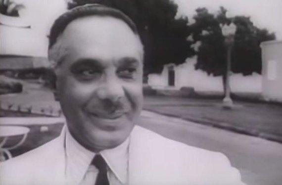 "Kadras iš ""YouTube""/Rafaelis Trujillo (1942 m.)"