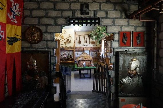 Aistės ir Augustino Žemaičių nuotr./S.Balzeko lietuvių muziejaus Čikagoje ekspozicija