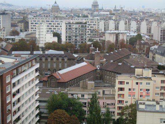 Wikipedia.org nuotr./Kalėjimas Paryžiuje, kuriame buvo laikomas Manuelis Noriega