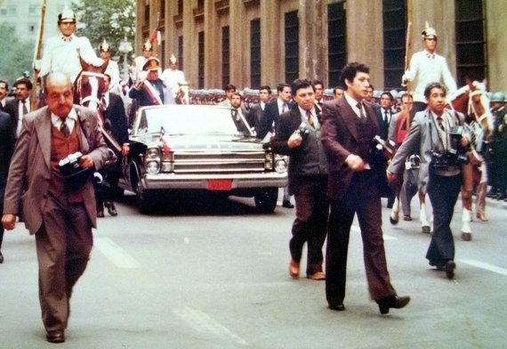 Wikipedia.org nuotr./Augusto Pinochetas (1982 m.)