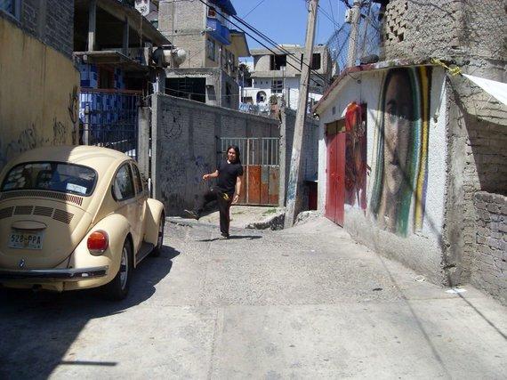 Asmeninio albumo nuotr./Meksikas