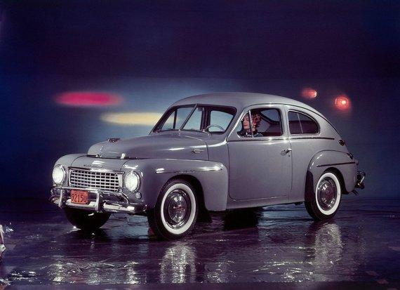 "Gamintojo nuotr./""Volvo PV444"""