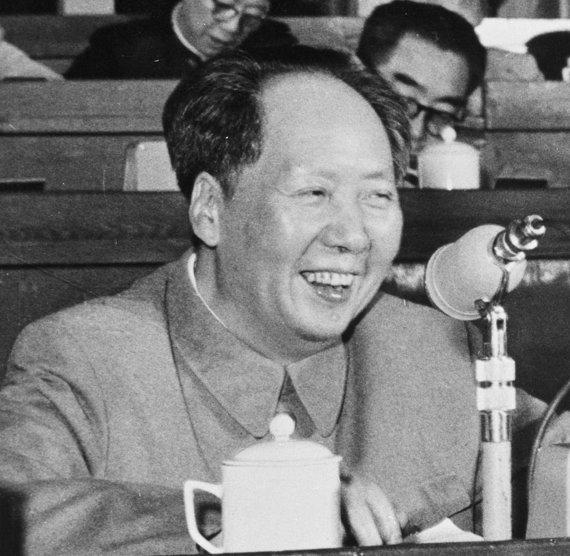 Wikipedia.org nuotr./Mao Zedongas (1969 m.)