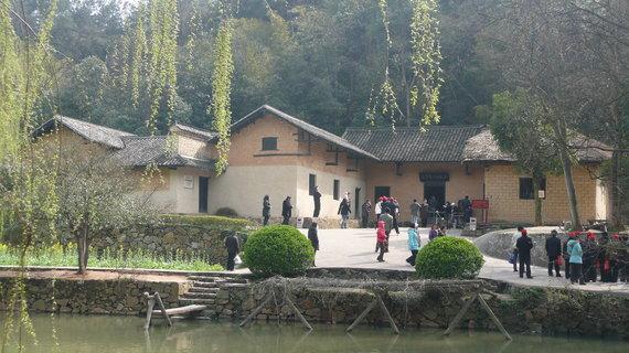 Wikipedia.org nuotr./Mao Zedongo vaikystės namai