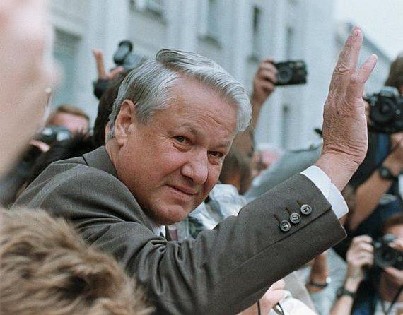 """""""Reuters""""/""""Scanpix"""" nuotr./Borisas Jelcinas"""