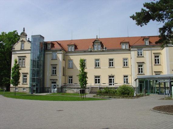 Wikipedia.org nuotr./Zonenšteino pilis šiais laikais