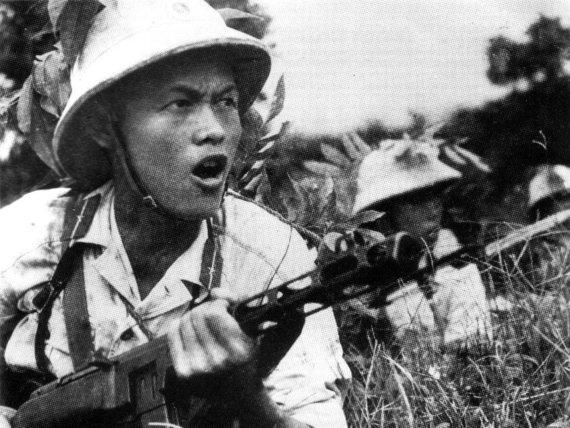 Wikipedia.org nuotr./Šiaurės Vietnamo karys (apie 1966 m.)