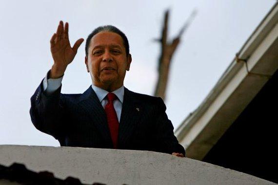 """AFP/""""Scanpix"""" nuotr./Jeanas-Claude'as Duvalier"""