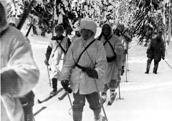 Wikipedia.org nuotr./Suomių slidininkai