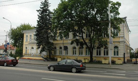 Andriaus Vaitkevičiaus / 15min nuotr./Didžiosios Britanijos ambasada VIlniuje