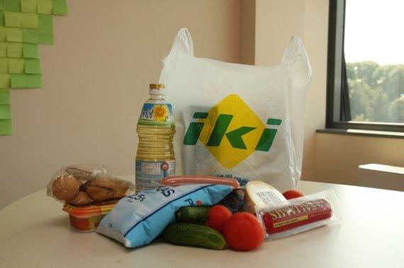 J.Kalinsko nuotr./Palyginus pagrindinių maisto produktų kainas 4 didžiuosiuose prekybos centruose, jos beveik nesiskiria.