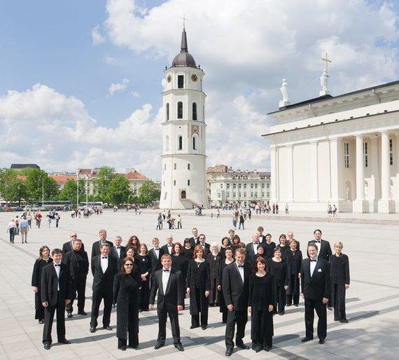"""Organizatorių nuotr./Valstybinis choras """"Vilnius"""""""