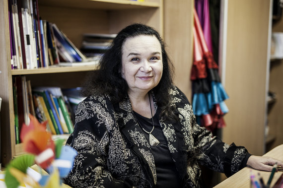 Neringos Rekašiūtės nuotr./Svetlana Novopolskaja