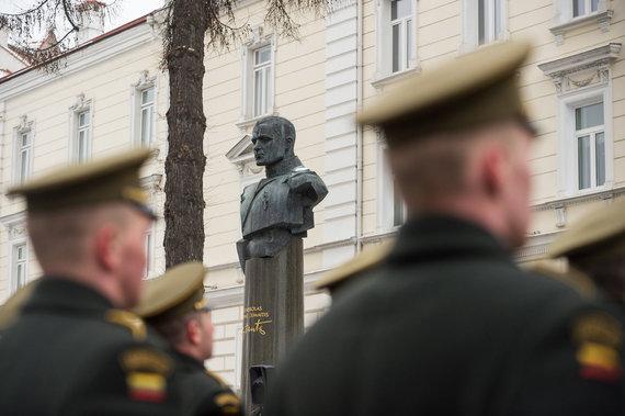 Alfredo Pliadžio nuotr. /Jonas Žemaitis-Vytautas