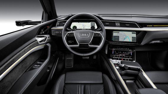 """Audi nuotr./Debiutavo """"Audi e-tron"""""""