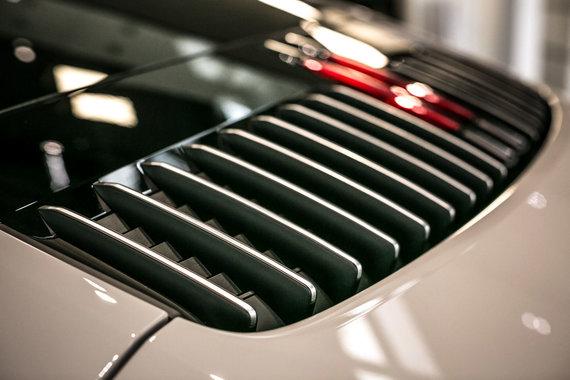 "Porsche nuotr./Naujasis ""Porsche 911"" atvyko į Vilnių"
