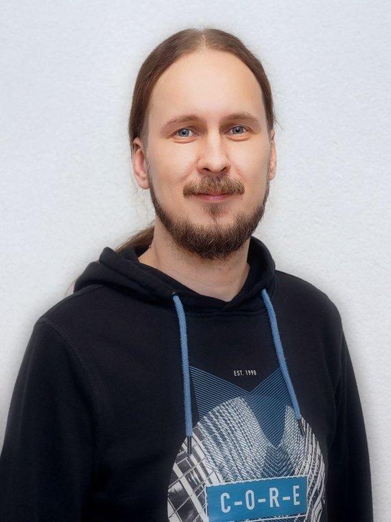 VGTU nuotr./Gediminas Gaidulis, asmeninio archyvo nuotrauka