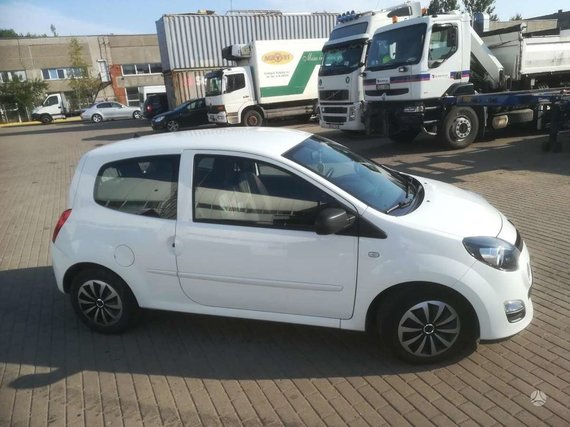 Autoplius.lt nuotr./Renault Twingo