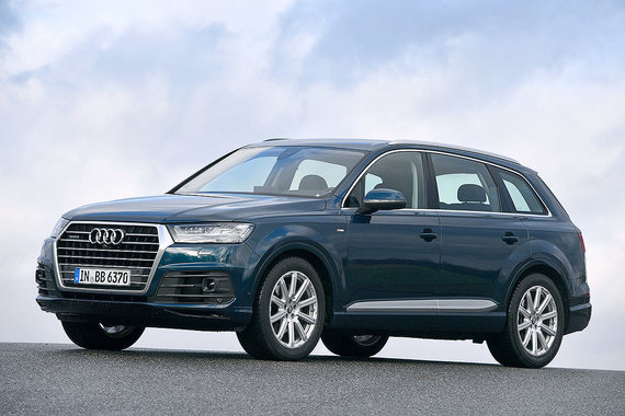 Auto Bild nuotr./Audi Q7