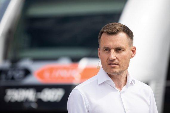 Lietuvos geležinkelių nuotr./Linas Baužys