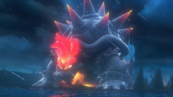 Žaidimo kūrėjų iliustr./Vienas smagiausių užsiėmimų – tiesiog plaukioti užsikorus ant draugiškojo drakono nugaros!