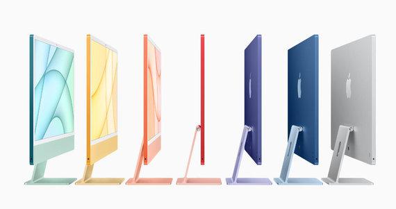 Apple nuotr./iMac
