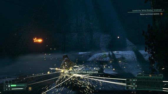 Žaidimo nuotr./Pagrindinė žaidimo valiuta – obolitai, krenta iš priešų ir reaguoja į magnetinį žaidėjo lauką.