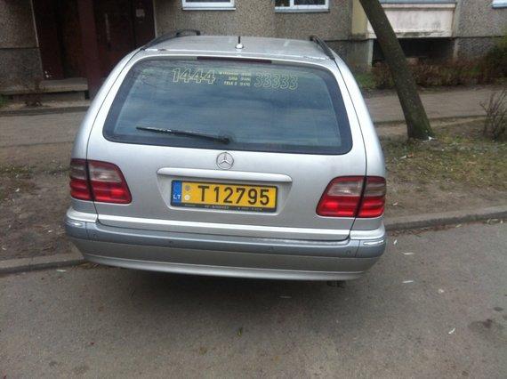 Fotopolicija, VIP taksi Kaune