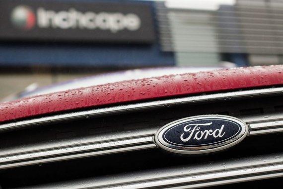"""Inchcape nuotr./Naujoiji """"Ford Kuga"""""""