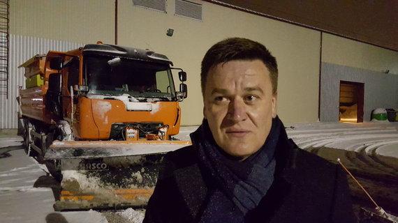 "Žilvino Pekarsko / 15min nuotr./UAB ""Grinda"" direktorius Kęstutis Vaicekiūtis"