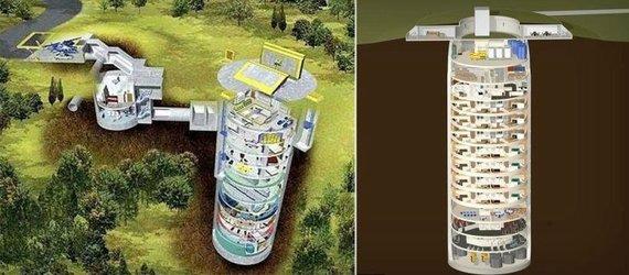 Išgyvenimo bunkeris