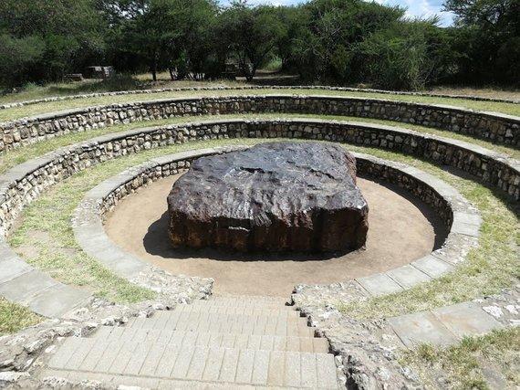 Hobo Vesto sideritas lig šiol guli toje vietoje, kurioje buvo rastas 1920 m., ir turistai jį gali aplankyti. Šaltinis: www.panoramio.com