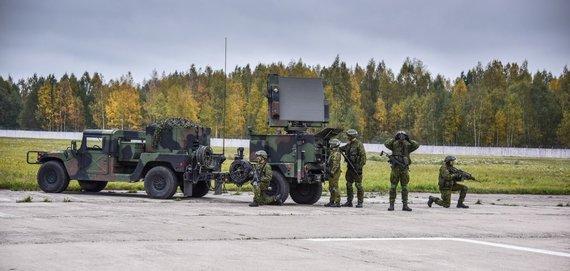 KAM nuotr./Lietuvos kariuomenės Oro gynybos batalionas Radviliškyje/Asociatyvi nuotr.