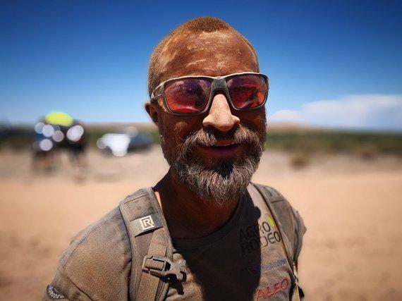 Žilvinas Pekarskas/HuaweiMate10Pro/Dakaro fešfešas, fotografas Vytautas Dranginis