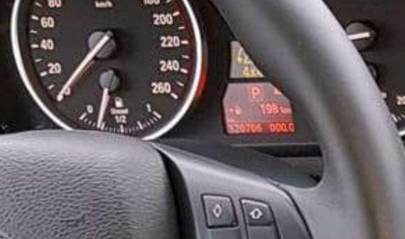 Autoplius.lt iliustr./Parduodamo BMW X5 nuotraukos
