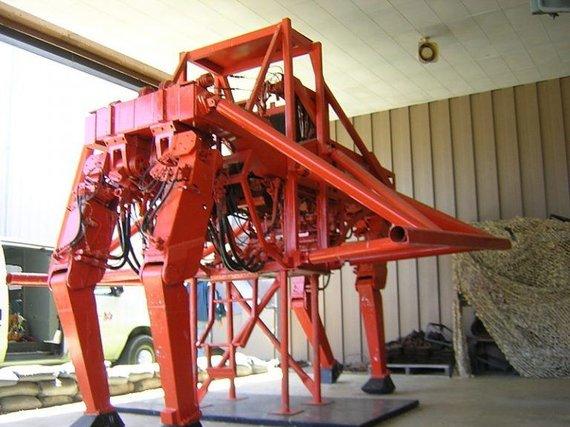 CAM prototipas buvo išsaugotas ir dabar yra JAV kariuomenės transporto muziejuje. (Larry Pieniazek, Wikimedia)