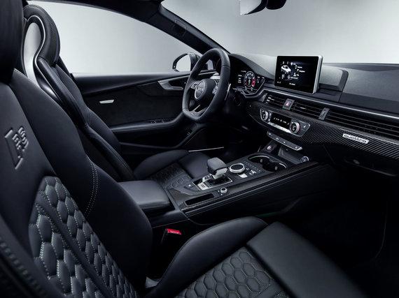 "Audi nuotr./""Audi RS 5 Sportback"""