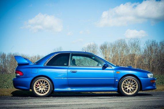 Autogido nuotr./Subaru Impreza
