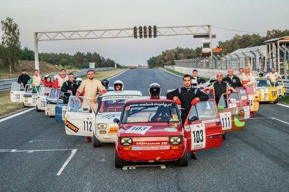 Fast Lap nuotr./Lenkijos čempionato etapas Autoplius.lt Fast Lap (organizatorių nuotr (1)